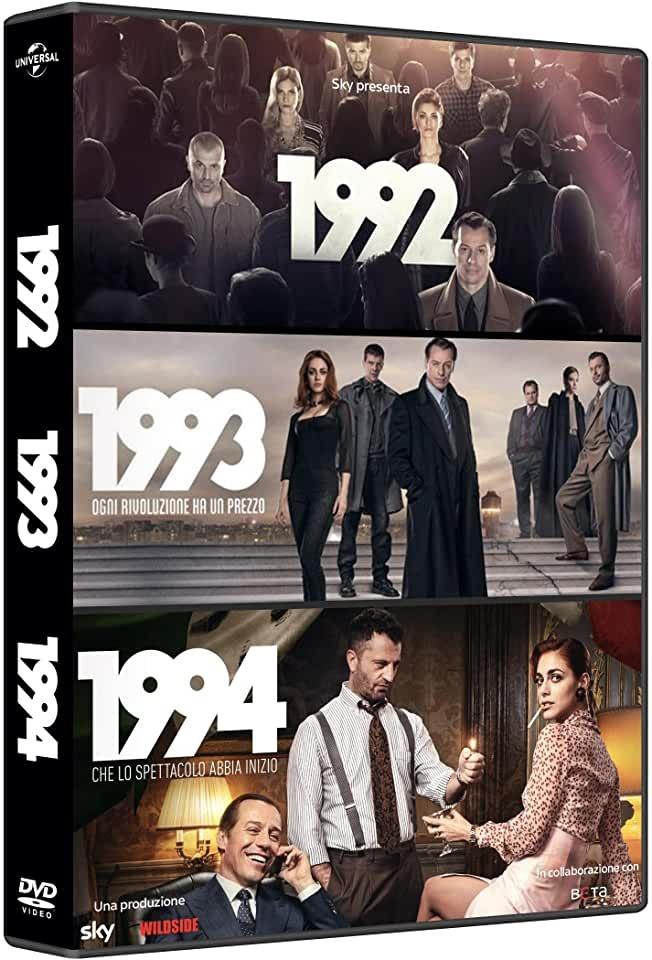 COF.1992-1993-1994 - COLLEZIONE COMPLETA (9 DVD) (DVD)