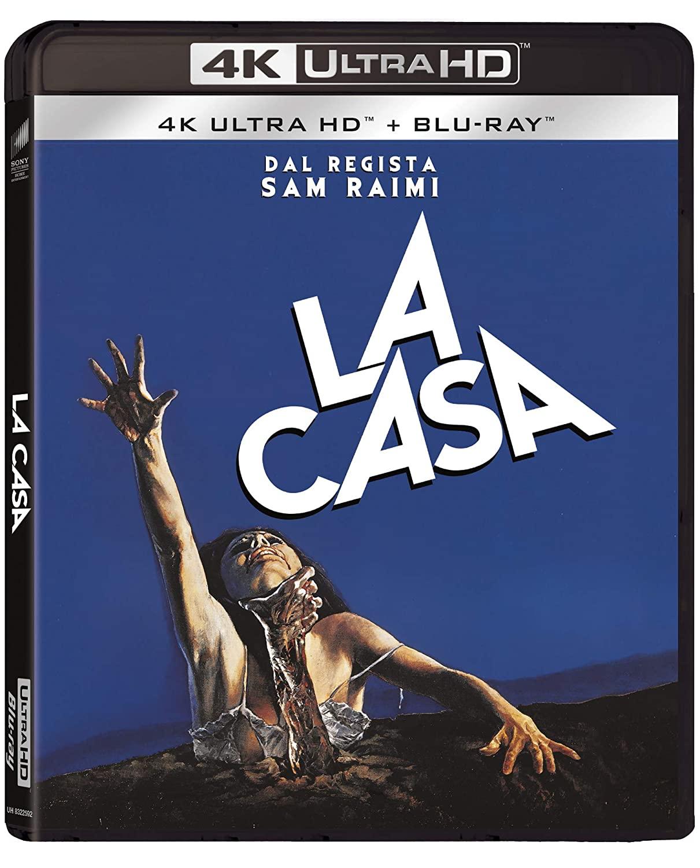 LA CASA (BLU-RAY+4K ULTRA HD)