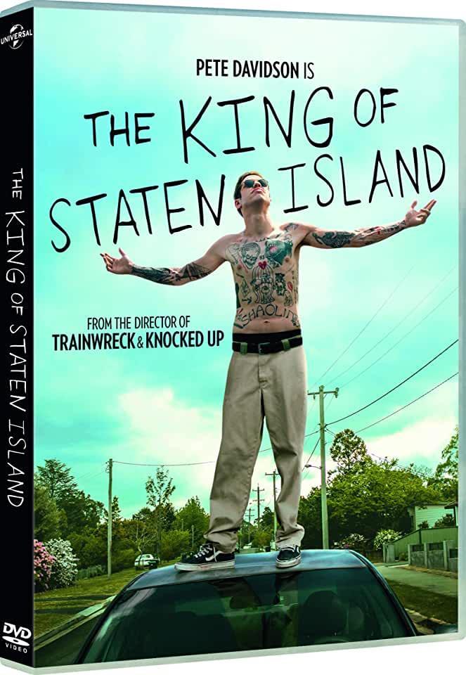 IL RE DI STATEN ISLAND (DVD)