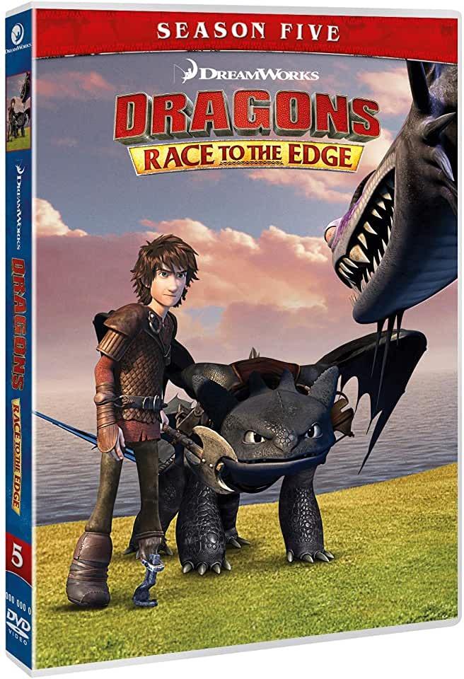DRAGON TRAINER - OLTRE I CONFINI DI BERK - STAGIONE 05 (2 DVD) (