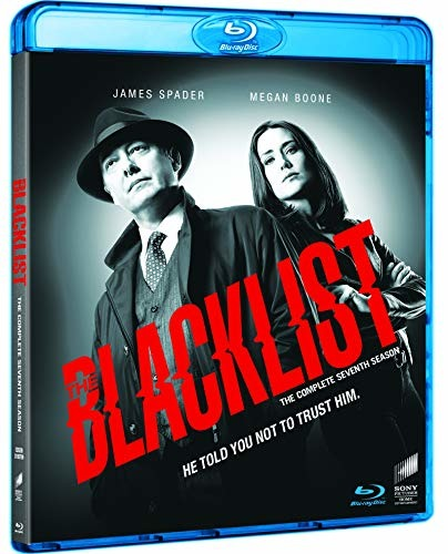 COF.THE BLACKLIST - STAGIONE 07 (5 BLU-RAY)