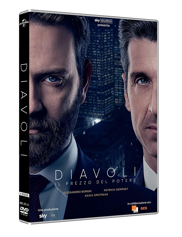 COF.DIAVOLI - STAGIONE 01 (4 DVD) (DVD)