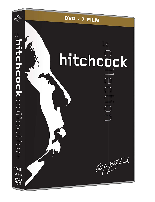 COF.HITCHCOCK COLLECTION - BLACK (7 DVD) (DVD)