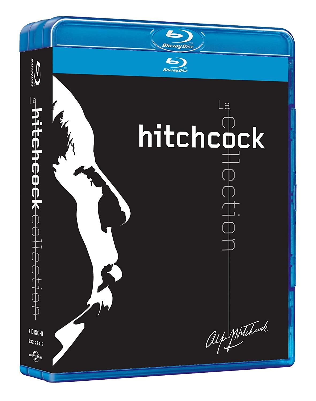 COF.HITCHCOCK COLLECTION - BLACK (7 BLU-RAY)