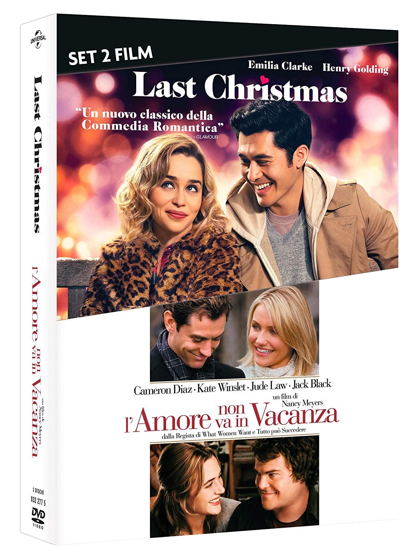 COF.LAST CHRISTMAS / L'AMORE NON VA IN VACANZA (2 DVD) (DVD)