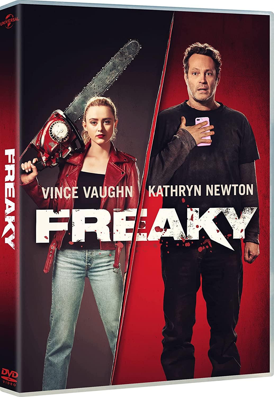 FREAKY - 2020 (DVD)