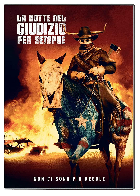 LA NOTTE DEL GIUDIZIO PER SEMPRE (DVD)