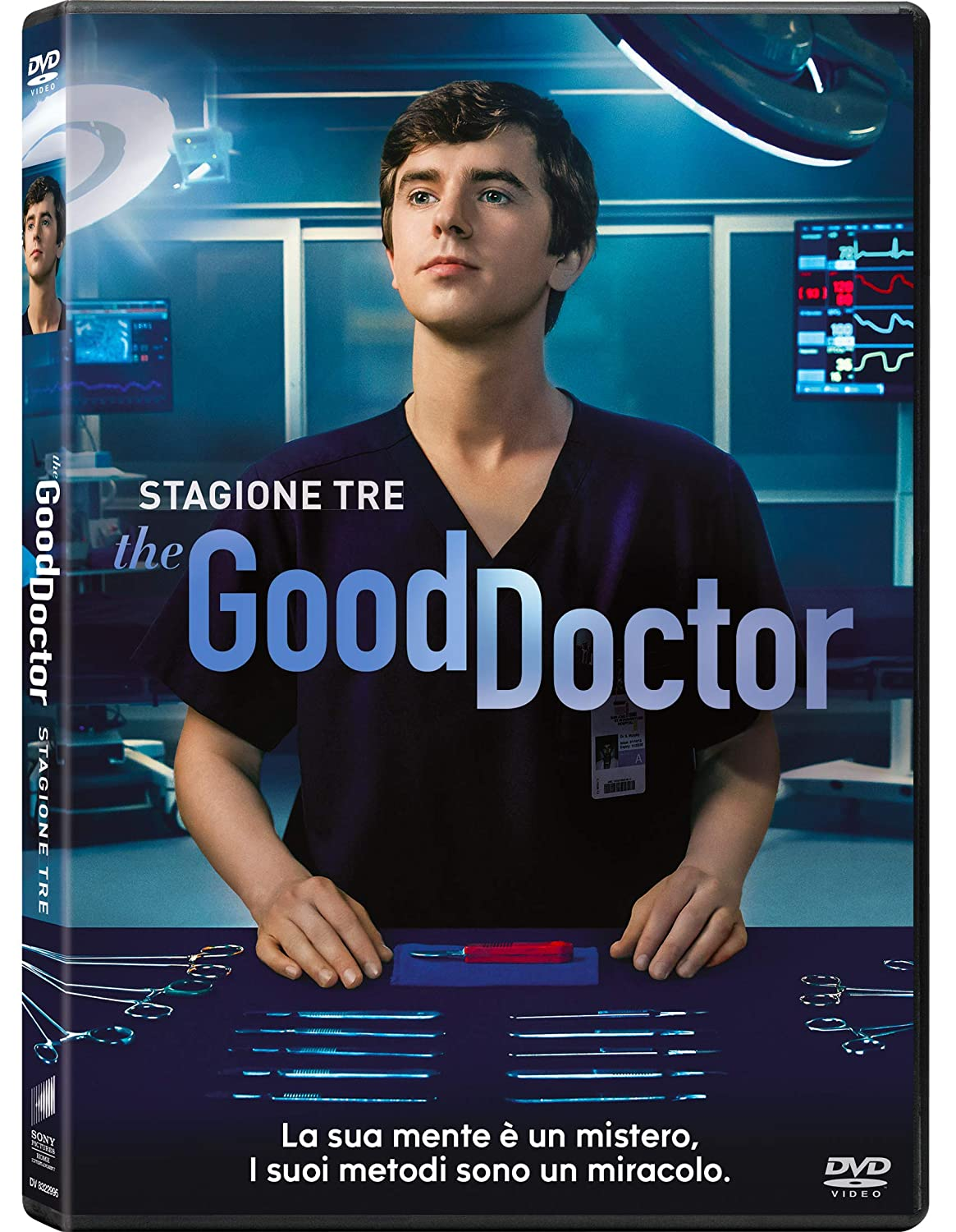 COF.THE GOOD DOCTOR - STAGIONE 03 (5 DVD) (DVD)