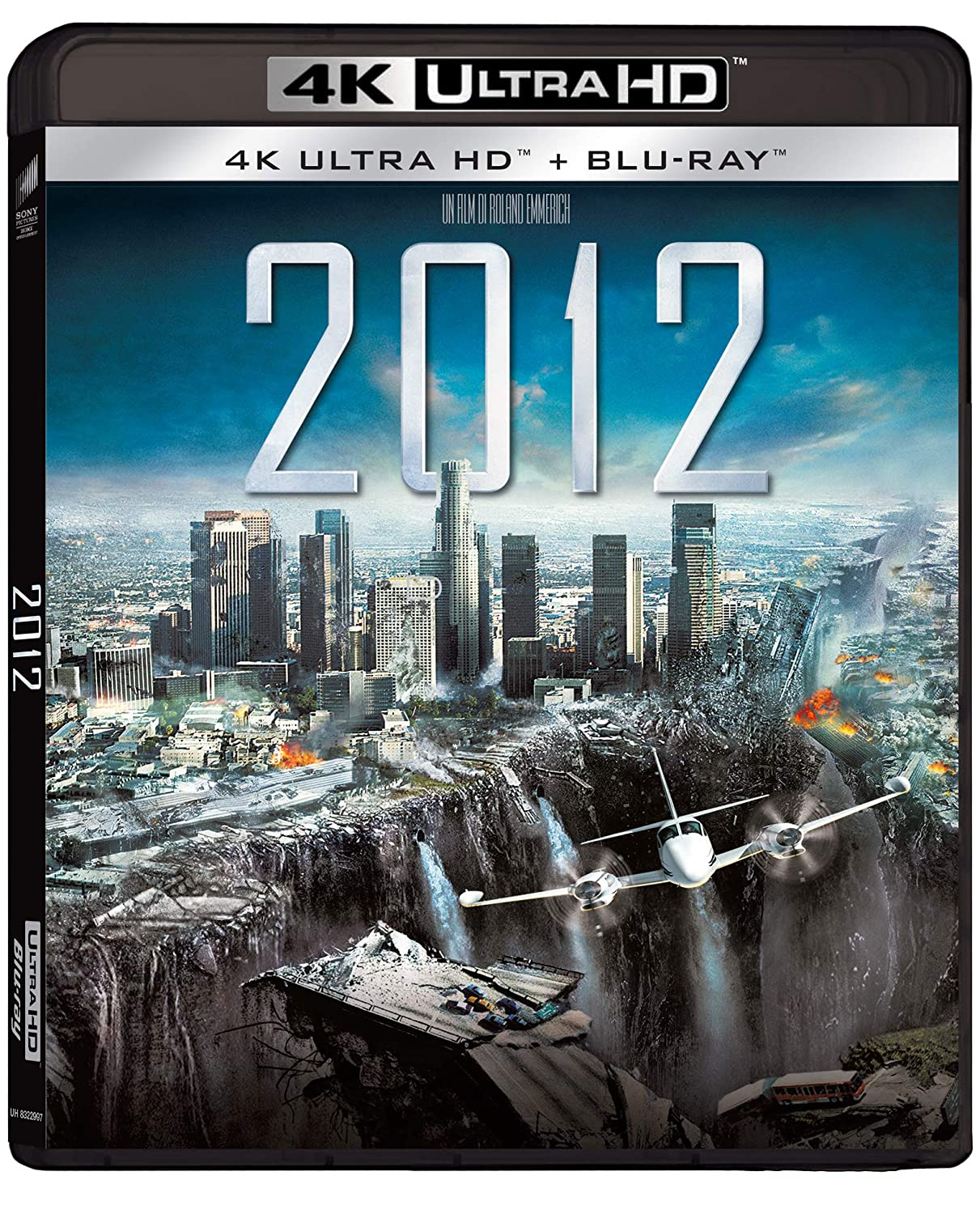2012 (4K ULTRA HD+BLU-RAY)