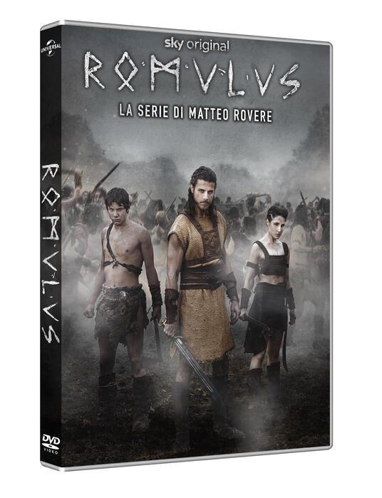 ROMULUS - STAGIONE 01 (4 DVD) (DVD)