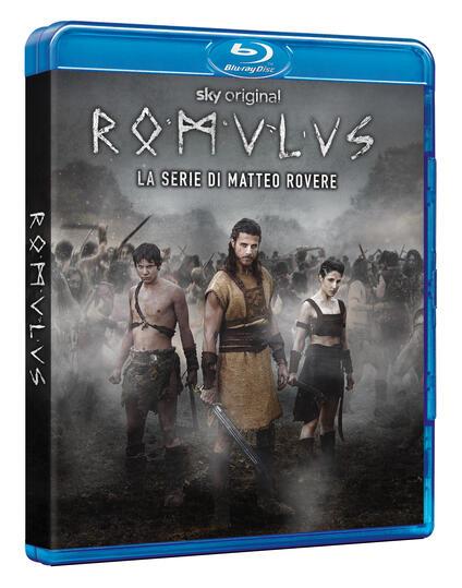 ROMULUS - STAGIONE 01 (4 DVD)