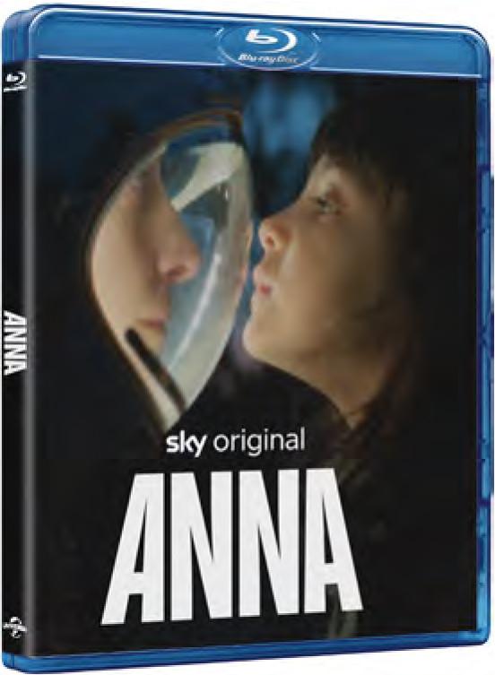COF.ANNA - STAGIONE 01 (3 BLU-RAY)