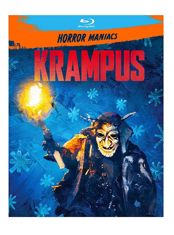 KRAMPUS - BLU RAY