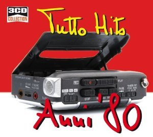 TUTTO HITS ANNI '80 - COLLECTION -3CD (CD)