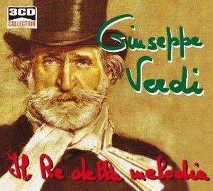 VERDI: GIUSEPPE VERDI - IL RE DELLA MELODIA -3CD (CD)