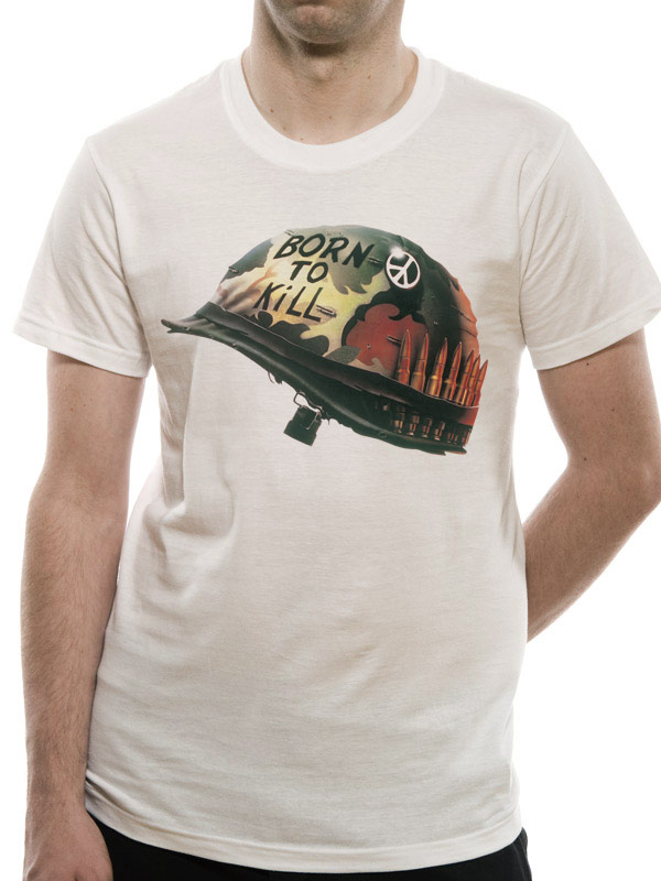 FULL METAL JACKET - HELMET (T-SHIRT UNISEX TG. M)
