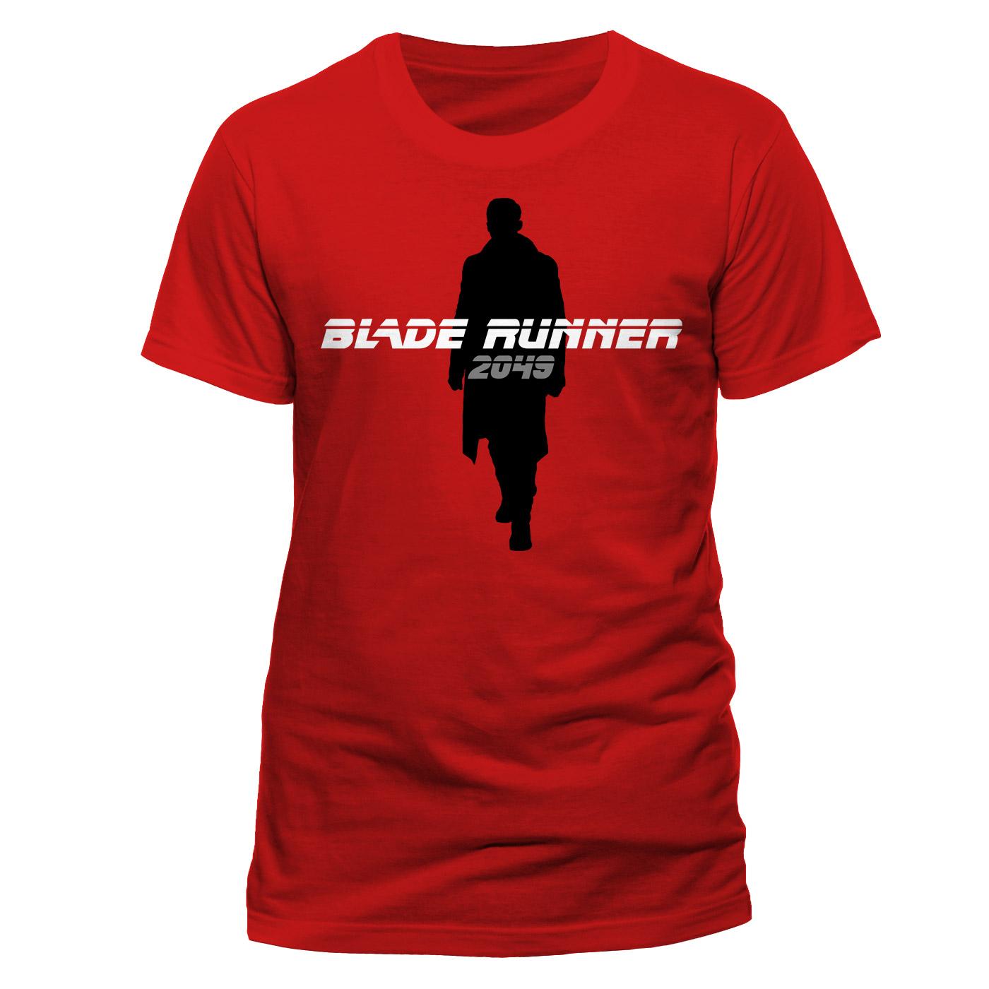 BLADE RUNNER 2049 - SILHOUETTE (T-SHIRT UNISEX TG. M)