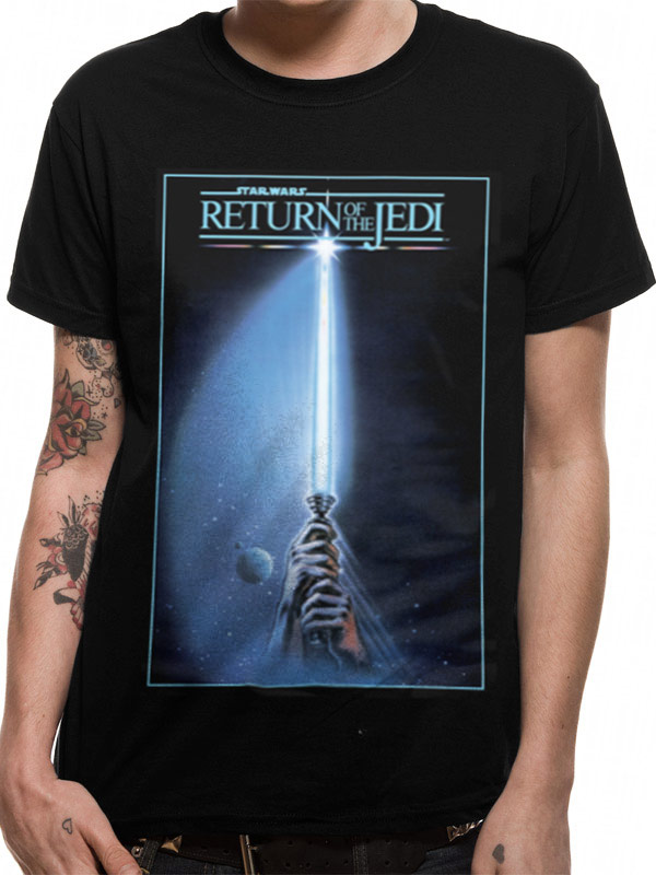 STAR WARS - ROTJ (T-SHIRT UNISEX TG. 2XL)