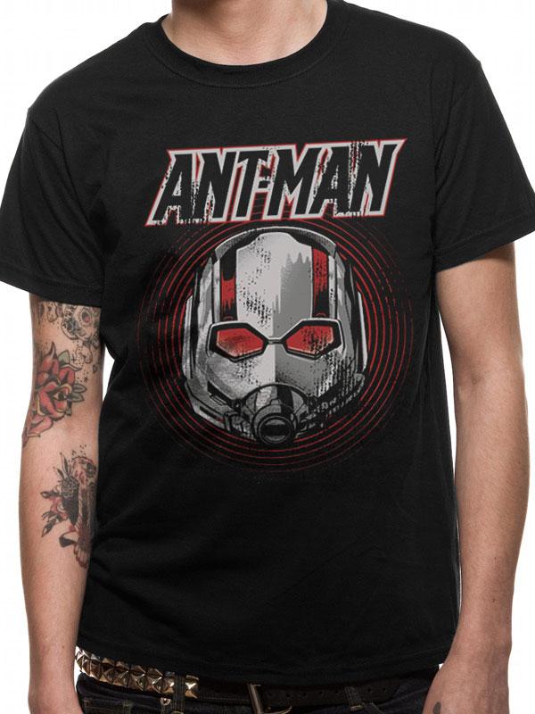 ANT-MAN - VINTAGE MASK (T-SHIRT UNISEX TG. 2XL)