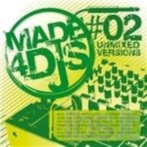 MADE FOR DJS VOL.2 (CD)
