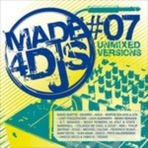 MADE FOR DJS VOL.7 (CD)