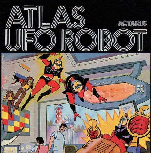 ACTARUS - ATLAS UFO ROBOT (RSD 2018) (LP)