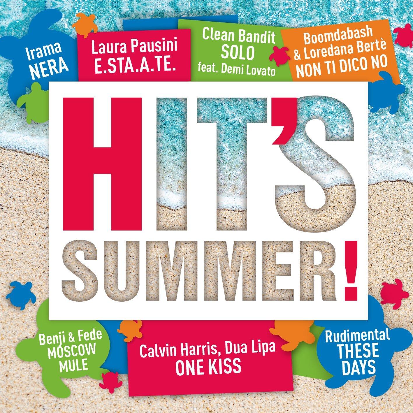 HIT'S SUMMER (CD)