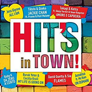 HIT'S IN TOWN! 2018 (CD)