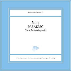 MINA - PARADISO LUCIO BATTISTI SONGBOOK EDIZIONE LIMITATA (LP)