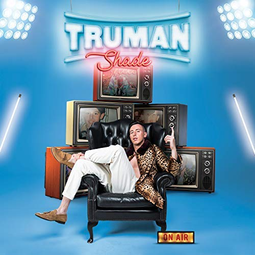 SHADE - TRUMAN [EXPLICIT] (CD)