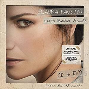 LAURA PAUSINI - FATTI SENTIRE ANCORA (CD)