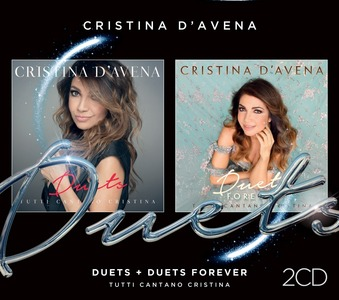 CRISTINA D'AVENA - DUETS FOREVER - TUTTI CANTANO CRISTINA -2CD (