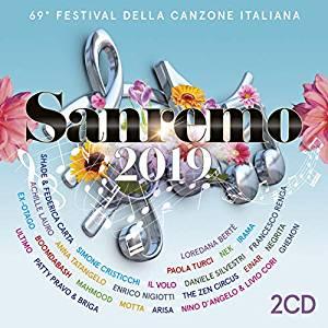 SANREMO 2019 (CD)