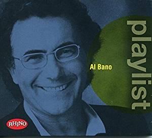 AL BANO - PLAYLIST (CD)