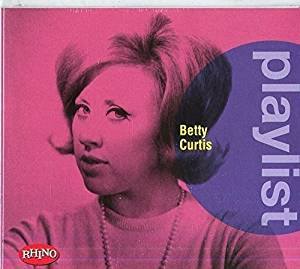 PLAYLIST: BETTY CURTIS (CD)