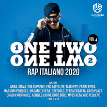 ONE TWO ONE TWO VOL.4: RAP ITALIANO 2020 (CD)