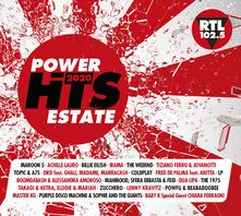 RTL POWER HITS ESTATE 2020 3CD (CD)