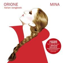 MINA - ORIONE. ITALIAN SONGBOOK (CD)