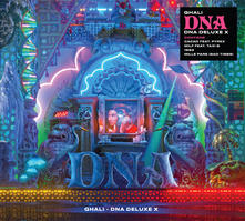 GHALI - DNA DELUXE X (DIGIPACK) (CD)