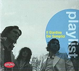 GIARDINO DEI SEMPLICI - PLAYLIST: IL GIARDINO DEI SEMPLICI (CD)