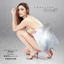 ANNALISA - NUDA10 (SANREMO 2021) (CD)