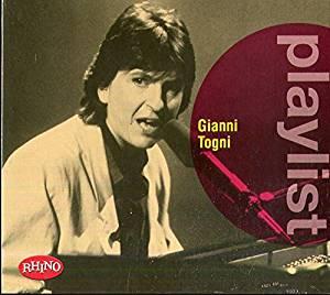 GIANNI TOGNI - PLAYLIST (CD)