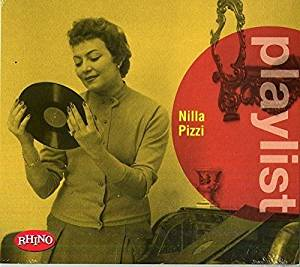 NILLA PIZZI - PLAYLIST (CD)