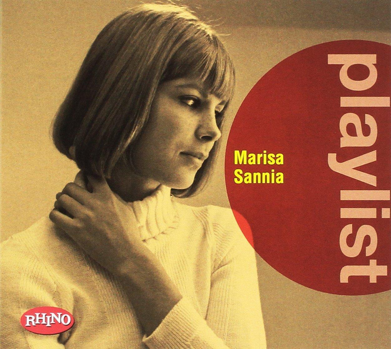 MARISA SANNIA - MARISA SANNIA (CD)