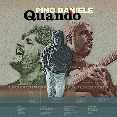 PINO DANIELE - QUANDO (CD)
