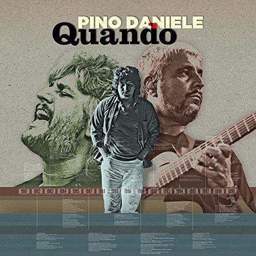 PINO DANIELE - QUANDO (STANDARD EDITION) [REMASTERED] (CD)