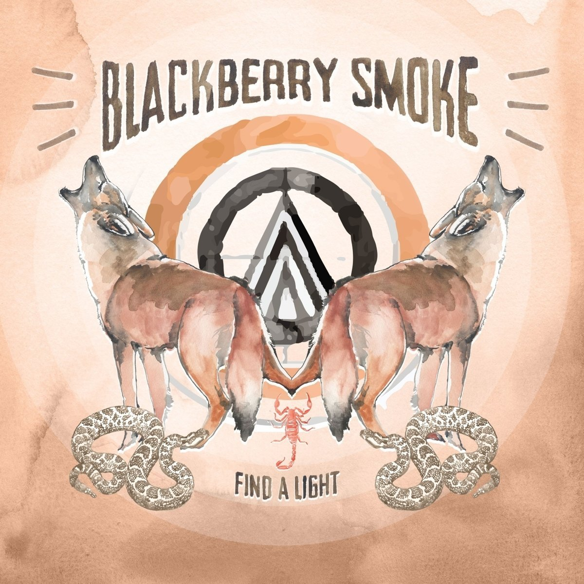BLACKBERRY SMOKE - FIND A LIGHT (CD)