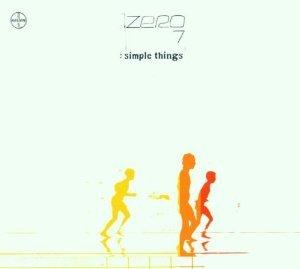 ZERO 7 - SIMPLE THINGS (CD)