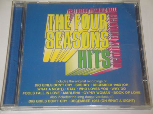 FRANKIE VALLI - THE FOUR SEASONS HITS (CD)