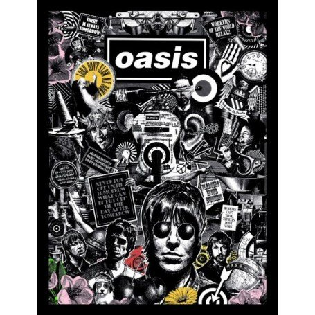 OASIS - LORD DON'T SLOW ME DOWN [EDIZIONE: REGNO UNITO] (DVD)